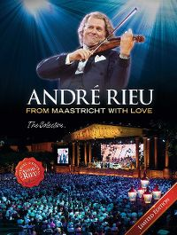 Cover André Rieu - From Maastricht With Love - The Collection [DVD]